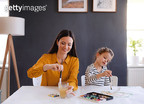 Family time indoors. - gettyimageskorea