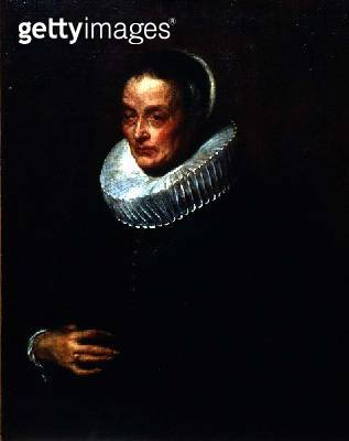 <b>Title</b> : Portrait of the mother of the artist Justus Sustermans, c.1640-50Additional Infofrom the collection of Ferdinand de' Medici;<br><b>Medium</b> : oil on canvas<br><b>Location</b> : Galleria degli Uffizi, Florence, Italy<br> - gettyimageskorea