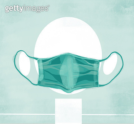 Protect yourself with face mask. - gettyimageskorea