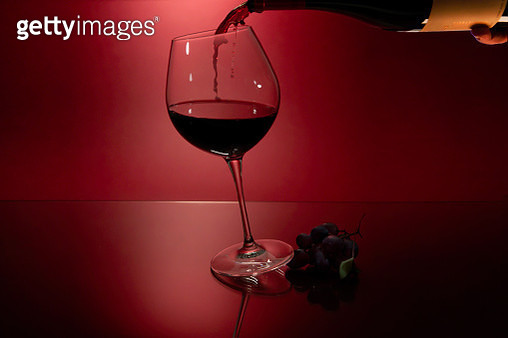 Susumaniello. Apulian wine - gettyimageskorea