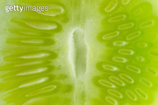 Lemon cucumber, high key / cutout - gettyimageskorea