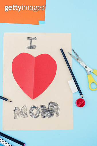 drawing for mother��s day - gettyimageskorea
