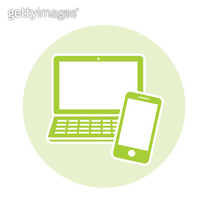 Laptop and mobile phone - gettyimageskorea