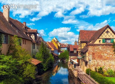 Francia, Colmar, Petite Venise - gettyimageskorea