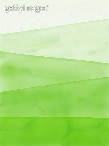Watercolor Green Gradient Abstract Background. Design Element for Marketing, Advertising and Presentation. Can be used as wallpaper, web page background, web banners. - gettyimageskorea