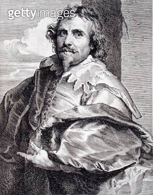 <b>Title</b> : Daniel Mytens (c.1590-c.1647), engraved by Paulus Pontius (1603-58) (engraving)Additional InfoDutch portrait painter working in<br><b>Medium</b> : engraving<br><b>Location</b> : Private Collection<br> - gettyimageskorea