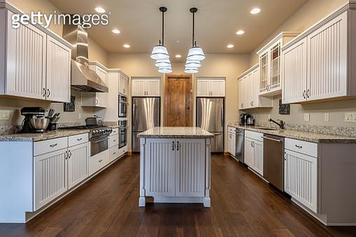 Modern Kitchen - gettyimageskorea