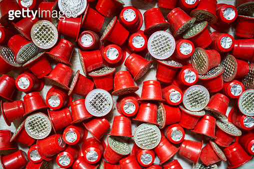 Coffee capsules - gettyimageskorea