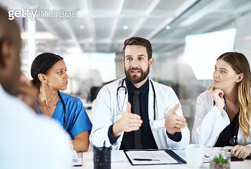 Medical minds at work - gettyimageskorea