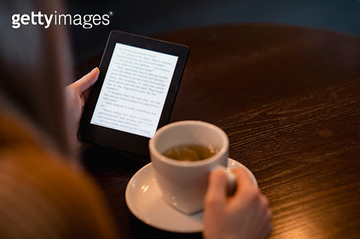Reading and Relaxing - gettyimageskorea