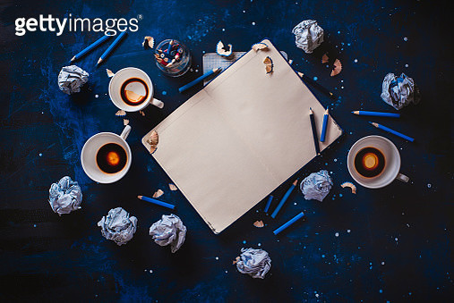 Writers Questions Stock () - gettyimageskorea
