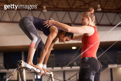 Coaching before the competition - gettyimageskorea