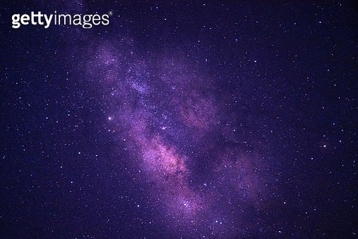 Low Angle View Of Stars Against Star Field At Night - gettyimageskorea