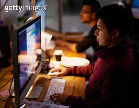 The hardest working members of the team - gettyimageskorea