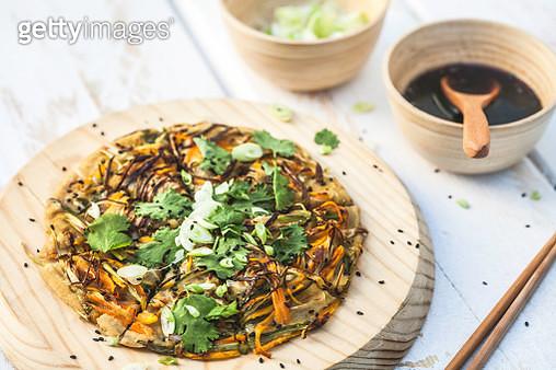Korean Pancake 3 - gettyimageskorea