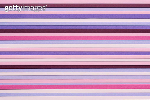 Purple Paper Stripes - gettyimageskorea