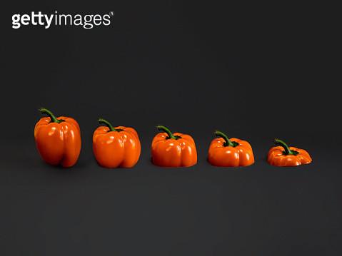 pepper cut - gettyimageskorea