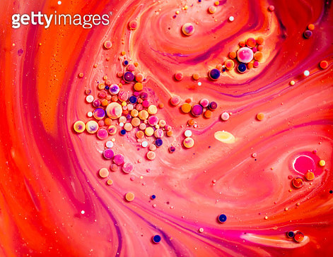 Photographs of Abstract color art in different shapes and styles - gettyimageskorea