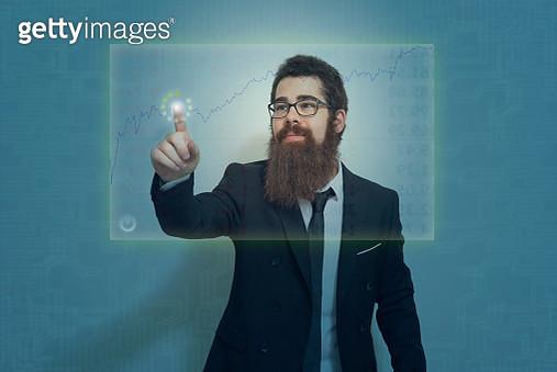 Financial Analyst, - gettyimageskorea