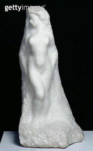 <b>Title</b> : Psyche, or Pomona, c.1905 (marble)<br><b>Medium</b> : marble<br><b>Location</b> : Musee Rodin, Paris, France<br> - gettyimageskorea