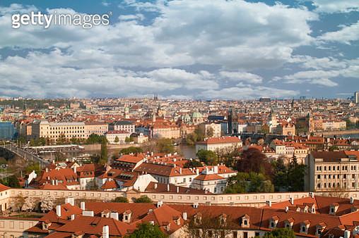 Prague cityscape, Czech Republic - gettyimageskorea