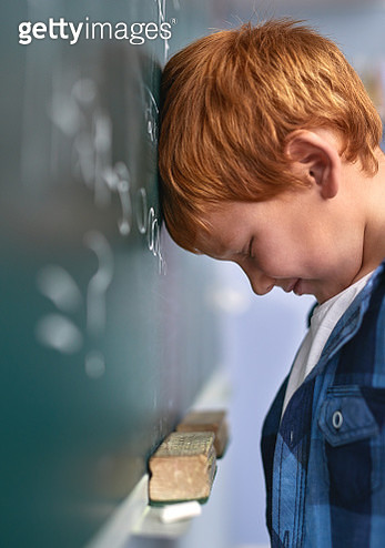 He doesn't like not knowing the answer - gettyimageskorea