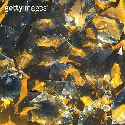 Full Frame Shot Of Yellow Amethyst - gettyimageskorea