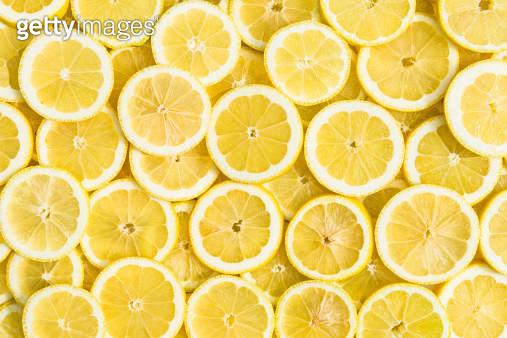 lemon background - gettyimageskorea