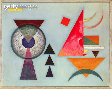 <b>Title</b> : Soft Hard, 1927 (oil on canvas)<br><b>Medium</b> : <br><b>Location</b> : Galerie Maeght, Paris, France<br> - gettyimageskorea