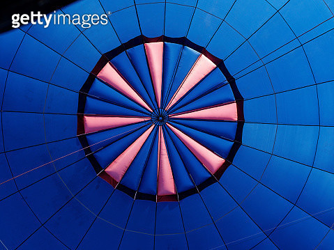 Full Frame Shot Of Hot Air Balloon - gettyimageskorea