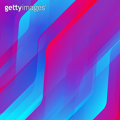 Abstract bright colors lines background. Vector illustration. - gettyimageskorea
