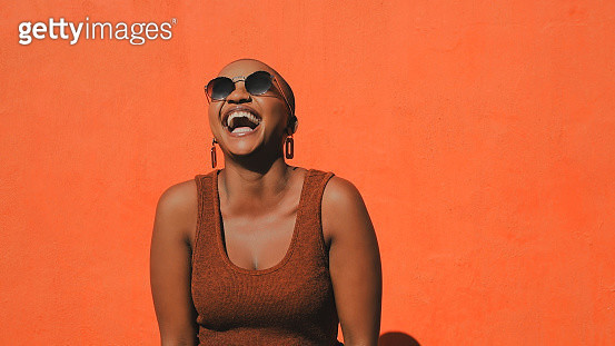 Living that laugh a minute life - gettyimageskorea