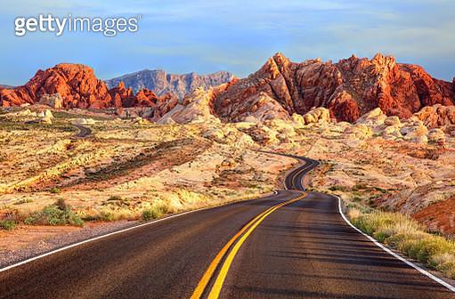 Valley of Fire, Nevada - gettyimageskorea