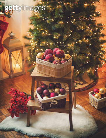 Preparing for Christmas - gettyimageskorea