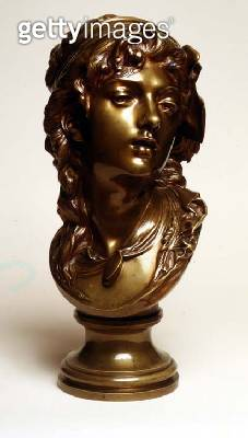 <b>Title</b> : Suzon, 1872 (bronze)<br><b>Medium</b> : bronze with brown patina<br><b>Location</b> : Private Collection<br> - gettyimageskorea