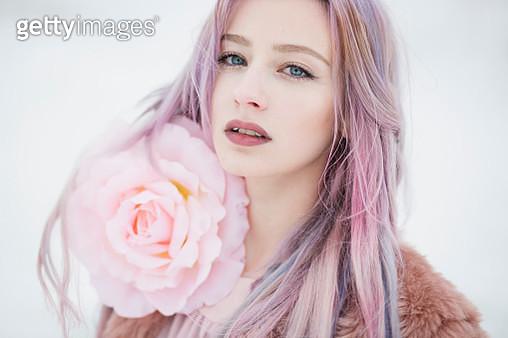 Pastel floral - gettyimageskorea