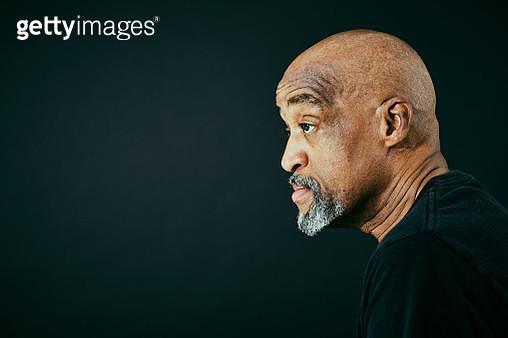 Profile of gospel musician. - gettyimageskorea
