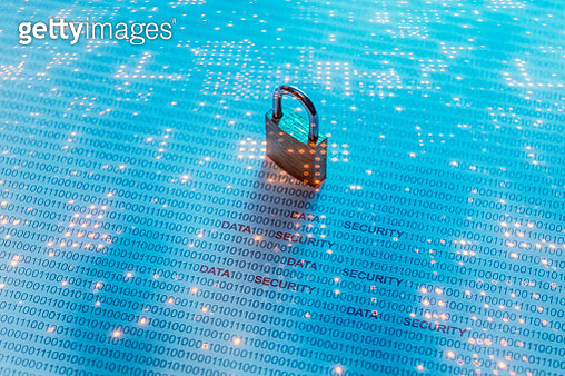 Data security concept image - gettyimageskorea