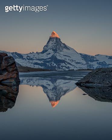 Photo taken in Zermatt, Switzerland - gettyimageskorea