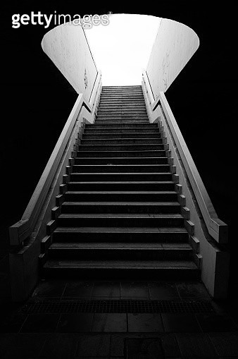 Exit From Fear - gettyimageskorea