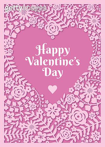 Valentine's Day Card - gettyimageskorea