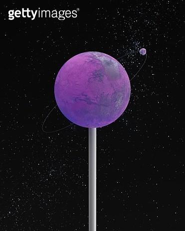 Planet lollipop - gettyimageskorea