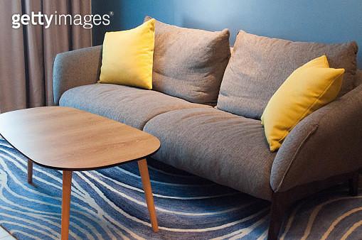 A modern sofa set - gettyimageskorea