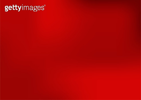 Defocused Vector Abstract Red Background - gettyimageskorea