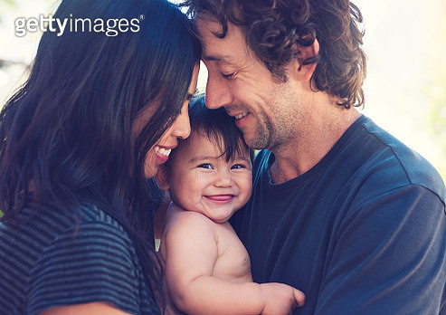 Her Family - gettyimageskorea