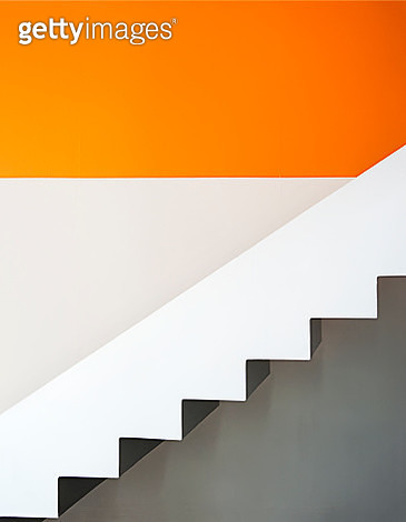 An abstract view of a staircase - gettyimageskorea