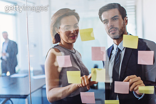 Teamwork makes business successful - gettyimageskorea