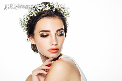 Beautiful woman - gettyimageskorea