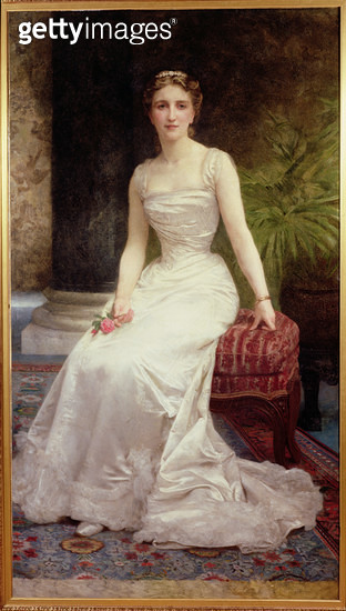 <b>Title</b> : Portrait of Madame Olry-Roederer, 1900 (oil on canvas)<br><b>Medium</b> : oil on canvas<br><b>Location</b> : Private Collection<br> - gettyimageskorea