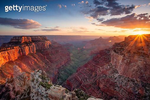 Grand Canyon - North Rim - gettyimageskorea